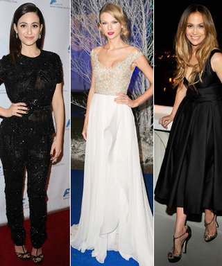 Pick Your Favorite Celebrity Look With Our Fashion A-List Tool