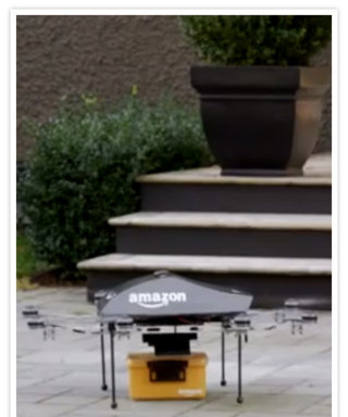 Delivery by Drone? Amazon Plans to Revolutionize Online Shopping
