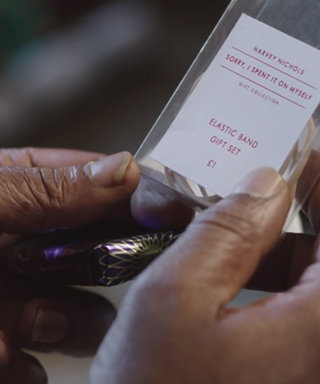 Here's a Holiday Advertisement We Can Really Relate To! Watch Harvey Nichols' Self-Indulgent Gift Campaign