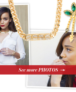 Exclusive! See Ashley Madekwe's Accessory Must-Haves from Her Brand New BaubleBar Collection