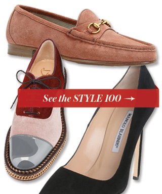Hot to Trot: Our Favorite Shoe Moments of the Year