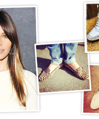 """""""Kick Off"""" the New Year with An Instagram Shoe Diary Just Like Jessica Biel's!"""