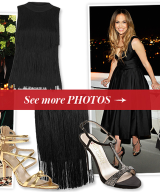 6 Celebrity-Inspired New Year's Eve Looks