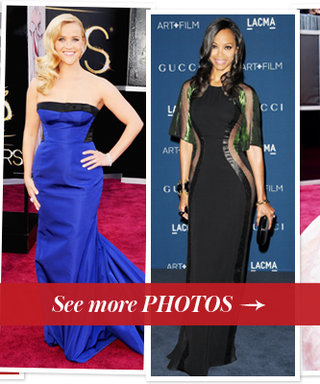 The 14 Standout Red Carpet Looks of 2013