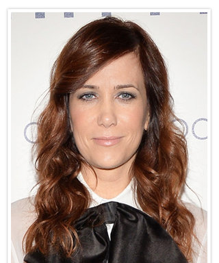 "Kristen Wiig On Her New Auburn Tresses: ""I've Always Wanted to Go Red!"""