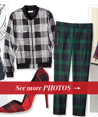 Here's How to Look Rad in Plaid—Yes, It's Possible!