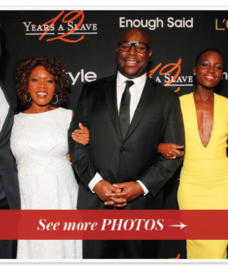 Find Out What the Cast of 12 Years a Slave Had To Say During InStyle's Golden Globes Kick-Off Celebration