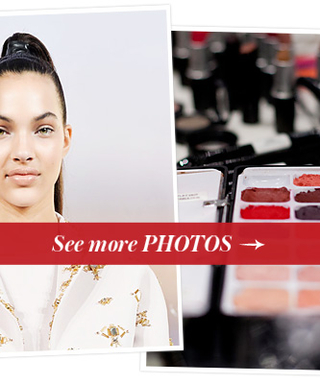 Exclusive! Go Behind-The-Scenes at Kate Spade's Hair and Makeup Test for Fashion Week