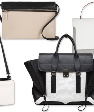 Want the Best of Both Worlds? Try a Two-Tone Bag for Spring (We Found 17 Chic Options)!