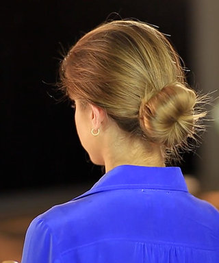 How to Get a Perfect Bun In Five Minutes Flat!
