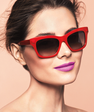 Shady Business: The 13 Best Sunglasses & Lipstick Combos for Summer