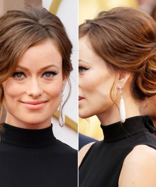 Updo Party Hairstyles : Updo hairstyles easy long medium & short updos instyle.com