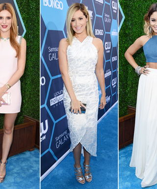 Light and Bright: The Starlets Step Out for the 2014 Young Hollywood Awards