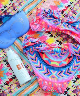 Travel Like an Editor: What InStyle's Sharon Clott Packed for a Weekend Jaunt to Miami