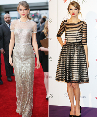 Style File: Taylor Swift's Best Red Carpet Looks Ever