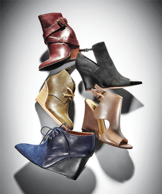 Wedge of Glory: 15 Stylish Wedges Perfect for Fall