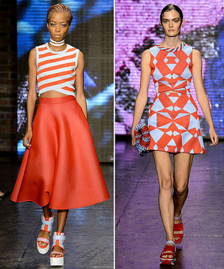 Runway Looks We Love: DKNY