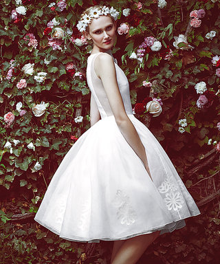 Honor's Bridal Collection with Stone Fox Bride Is Enchanting and Beautiful