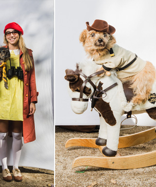 Happy Howl-oween! 27 Dogs in Costumes You're Going to Love