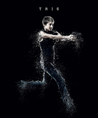 Insurgent's Interactive 3D Posters Will Get You Excited for March