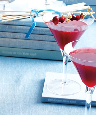 Sip This Cranberry Cocktail from Mixologist Andrew Noye