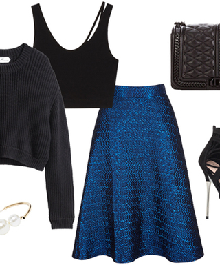 We Did the Work For You: Shop Chic Outfits for Every Holiday Occasion