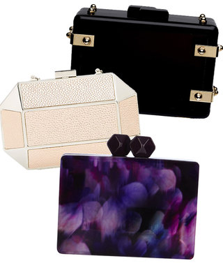 The Instant Outfit-Maker for Every Holiday Look: Box Clutches