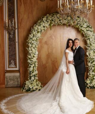 The Celebrity Wedding Moments We'll Never Forget