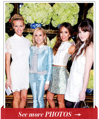 What Do the Stars Love About Designer Tory Burch? Find Out What They Said at Burch's Rodeo Drive Opening