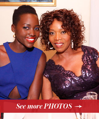Lupita Nyong'o, Alfre Woodard, and Oprah Toast African American Women In Film At the Annual Oscars Sistahs Soiree in Beverly Hills
