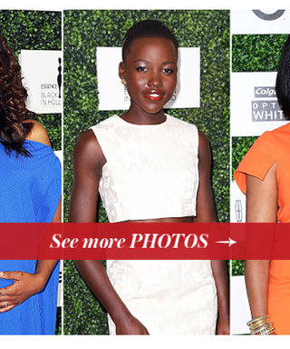 From Kerry Washington to Lupita Nyong'o, Hollywood's Leading Ladies Celebrated at the Essence Black Women in Hollywood Luncheon