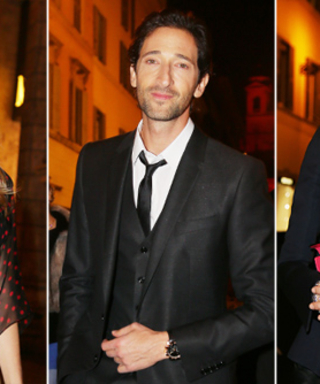 Bulgari's 130th Anniversary in Rome: Lots of Celebs, and Lots of Dazzling Jewels