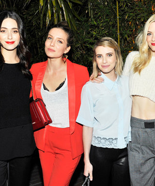 Mais Oui! French Designer Sandro Throws a Star-Studded Dinner Party