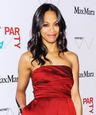 Inside One of the Coolest Parties of the Week, Co-Hosted by Zoe Saldana