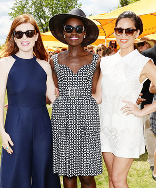 Julianne Moore, Lupita Nyong'o, and Olivia Munn Celebrate Summer at the Veuve Clicquot Polo Classic