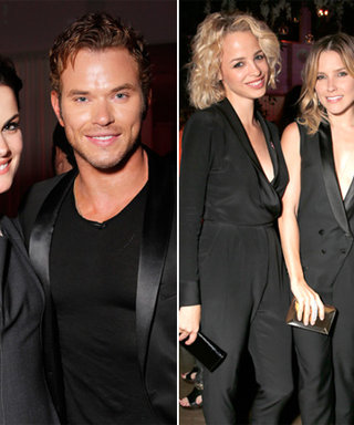 Kellan Lutz, Sophia Bush, and More Came Out to Support the Fight Against Breast Cancer