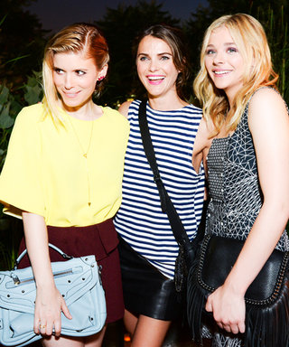 Kate Mara, Keri Russell, and Chloë Grace Moretz Welcome Summer at Coach's Soirée