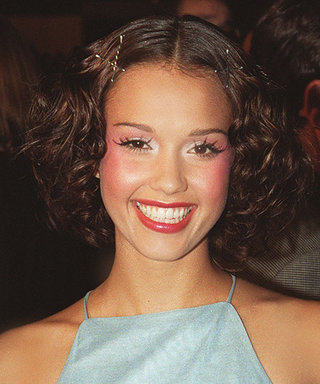 Jessica Alba Turns 34: Her Life in Hair