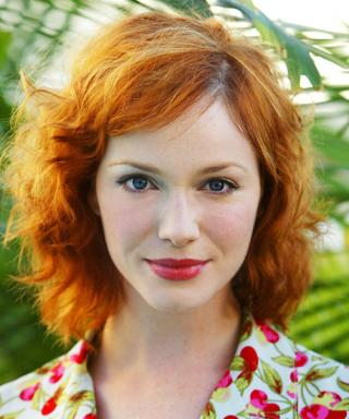 Christina Hendricks's Changing Looks