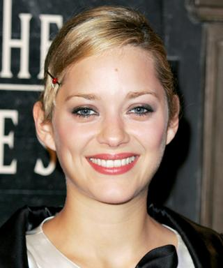 Marion Cotillard's Changing Looks