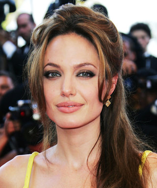 Angelina Jolie, transformation, celebrity hair, celebrity makeup