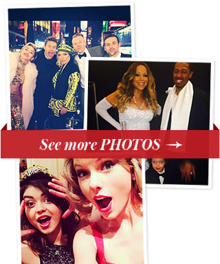 14 Celebrity Instagrams You May Have Missed While Ringing in 2014