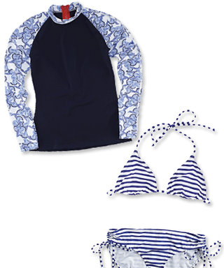 Sneaking Off for a Winter Beach Getaway? Add Pret-à-Surf x Thakoon's Go Surfer Girl Chic Swimwear Collaboration to Your Suitcase