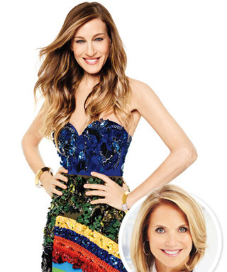 4 Reasons Katie Couric Loved Interviewing Sarah Jessica Parker for InStyle
