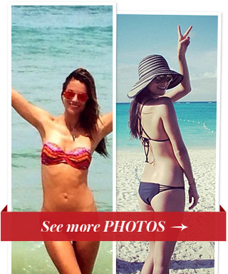 Stars Kick Off the Year in the Sunshine! See Celebrities and Their Bikinis