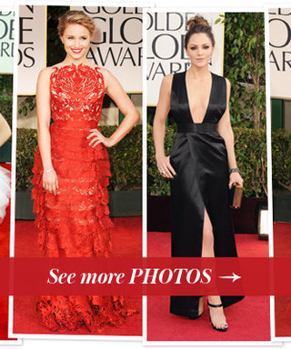 Take a Look Back at the Riskiest Golden Globes Outfits Ever!