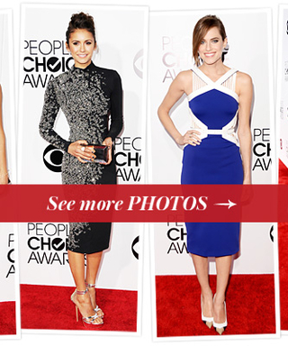 See All the Show-Stopping Fashion From the People's Choice Awards