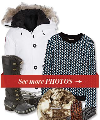17 Chic Pieces to Help You Brave the Cold, Sundance Film Festival Edition