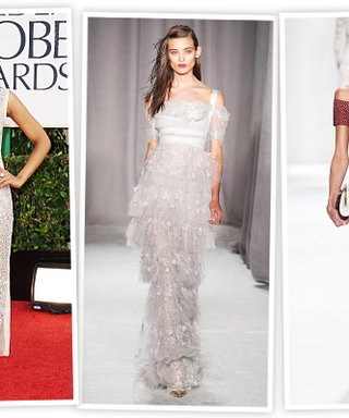 We Played Stylist! Here's How We Would Dress Kerry Washington, Amy Adams and Lena Dunham for the Golden Globes