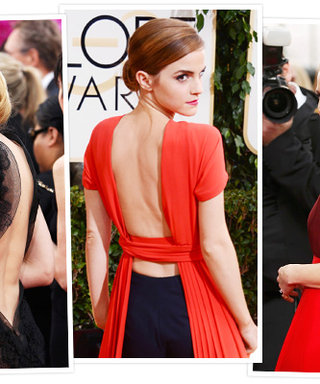 Bringing Sexy Back: The Night's Best Statement Backs